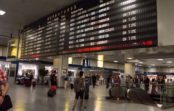 Problema técnico obligó a cerrar espacio aéreo belga