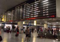 Demanda global de pasajeros aumentó 6.2% en  julio