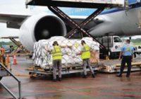 Crece moderadamente la demanda global de carga aérea