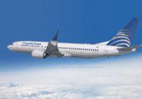 Copa Airlines volará entre Salta y Panamá en diciembre