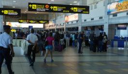 Tráfico de pasajeros de la región crece 4% en  junio