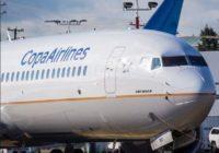 Copa Airlines recibió su primer Boeing 737 MAX 9