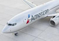 Conozca las últimas noticias de la industria aérea global: American Airlines reservará aviones completos, eliminando el distanciamiento social