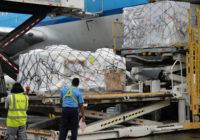 IATA: Demanda global de carga aérea cayó un 27,7% en abril
