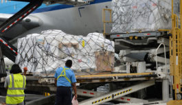 El sector de carga aérea se desacelera por octavo mes consecutivo