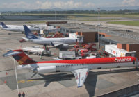 Avianca modificará itinerarios de vuelos a partir del 28 de octubre