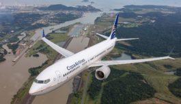 Copa Airlines espera paciente la reincorporación de los MAX 9