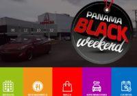 Fin de semana de descuentos en Panamá