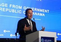 Presidente Varela destacó avances de Panamá en el sector aéreo