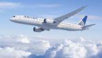 United Airlines pidió a Boeing nueve aviones 787-9