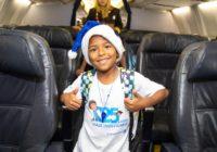 Niños panameños cumplieron su sueño de volar por primera vez