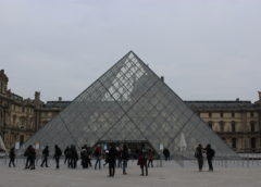 Museo de Louvre en Paris recibió 10.2 millones de visitantes en 2018