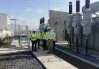 Adiós a los apagones, inauguran nueva subestación eléctrica del Aeropuerto Internacional de Tocumen