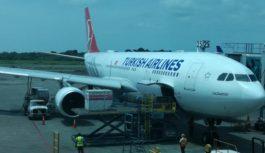 Turkish Airlines elevará a 4 la frecuencia de vuelos a Panamá