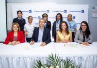 Copa Airlines se adhiere a los principios para el empoderamiento de las mujeres
