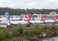 Boeing calcula en $1,000 millones primer impacto de paralización de flota 737 Max