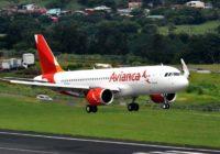 Más de 2,5 millones de pasajeros transportó Avianca Holdings en marzo
