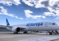 Las últimas noticias de la industria aérea global: Air Europa perderá más de 400 millones en 2020 y urge su venta