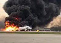 Accidente aéreo en Rusia deja 41 muertos