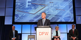 Construirán sexta terminal en el aeropuerto internacional de Dallas Fort Worth