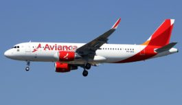 Avianca Holding obtiene ingresos por $1.2 mil millones