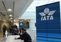 Solido crecimiento en el tráfico mundial de pasajeros en abril
