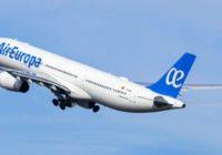 Air Europa creará aerolínea filial en Brasil