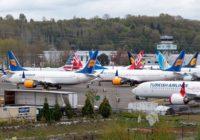 Detectan nuevo riesgo en los 737 MAX de Boeing