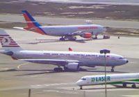 Solo 9 aerolíneas internacionales operan en Venezuela