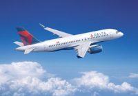 Delta Airlines ordena cinco aviones adicionales Airbus A220