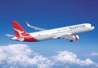 Qantas firmó acuerdo con Airbus para adquirir 36 aviones A321XLR