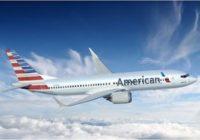 737 MAX de American Airlines seguirán en tierra hasta el 3 de septiembre
