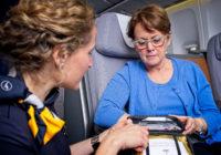 Lufthansa equipa a sus vuelos largos con electrocardiograma móvil