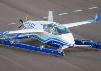PAV, el vehículo aéreo de pasajeros eléctrico y autónomo de Boeing