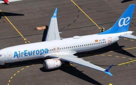 air europa boeing 737 max