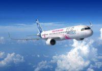 Airbus presenta su nuevo A321XRL de largo radio y pega duro en el París Air Show