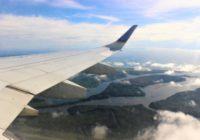 Industria aérea se propone reducir en 50% las emisiones de CO2 para 2050