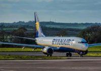 Altos costos de combustible afectaron ganancias de Ryanair