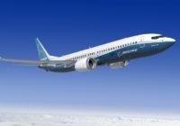 Jefe del programa del Boeing 737 se separa de la empresa después de 34 años
