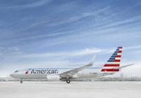 American Airlines emite alerta de viaje debido al huracán Laura
