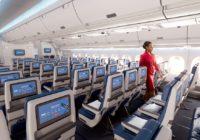 Lo nuevo en el Main Cabin Internacional de Delta Airlines