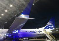Estas son las condiciones para que vuelvan a operar los aviones 737 Max 8 y 9 en Panamá