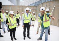 Nueva directiva del Aeropuerto de Tocumen inició la inspección de obras pendientes