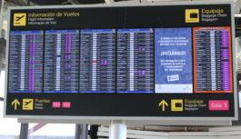 Transporte aéreo de pasajeros creció 5.1% en el primer semestre en Latinoamérica