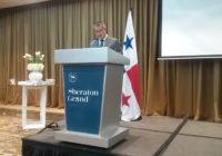 Juramentación de la primera Junta Directiva de Comunicadores Panameños de Turismo