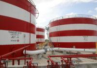 Aeropuerto de Tocumen reporta 98% de avance en construcción de tanques de combustible para aviones