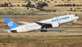 Air Europa prorroga hasta el 22 de septiembre oferta de pasajes