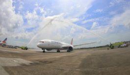 Llega a Panamá el nuevo 787-9 Dreamliner operado por Turkish Airlines