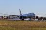 Llegada del primer vuelo más largo del mundo sin escala
