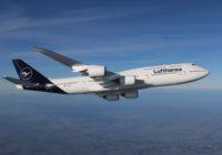 Lufthansa y sus filiales prolongan suspensión de vuelos a China hasta el 28 de febrero
